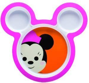 Πιάτο Zak Designs Minie Disney 24cm home   ειδη σερβιρισματος   πιάτα