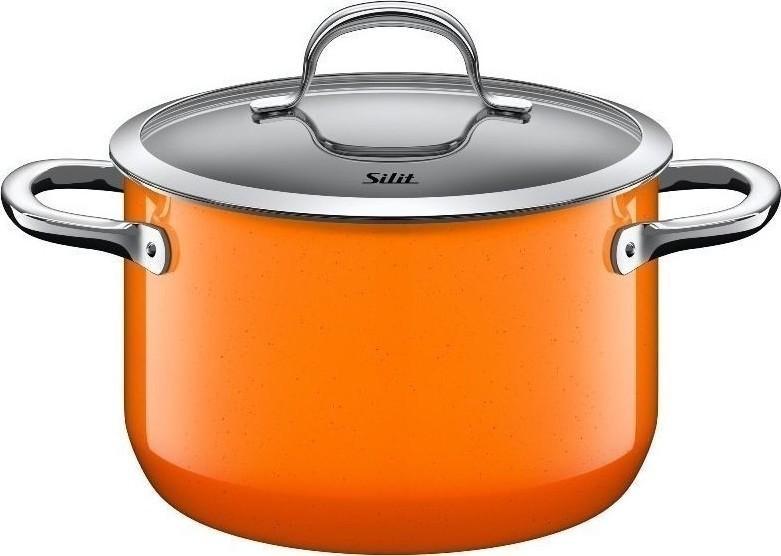 Χύτρα Silit 20cm Passion Orange home   σκευη μαγειρικης   κατσαρόλες χύτρες   κατσαρόλες
