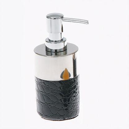 Dispenser Θήκη Για Κρεμοσάπουνο Croco Spirella home   ειδη μπανιου   αξεσουάρ μπάνιου   dispencer