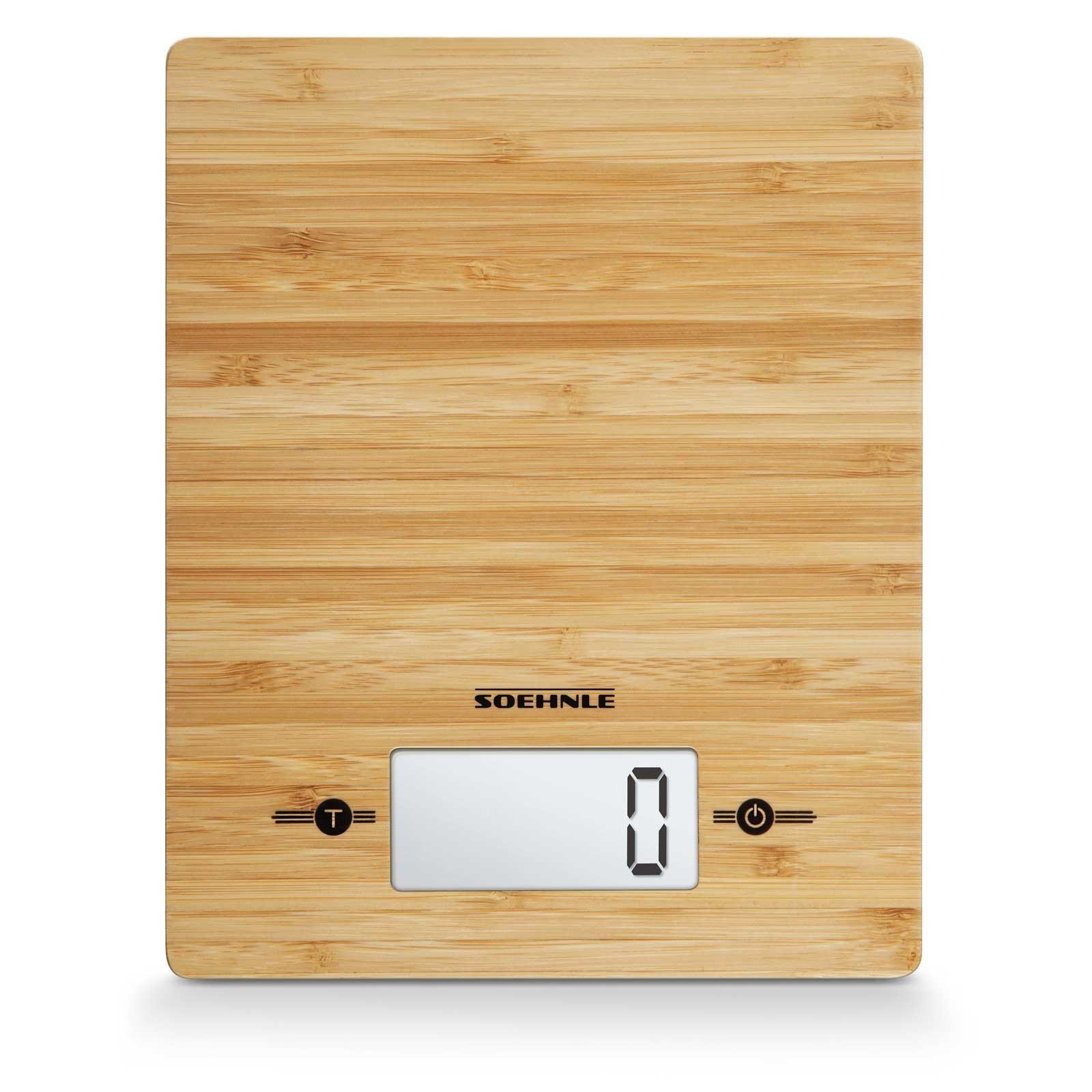 Ζυγαριά Κουζίνας Ψηφιακή Soehnle Bamboo 5kg home   εργαλεια κουζινας   ζυγαριές