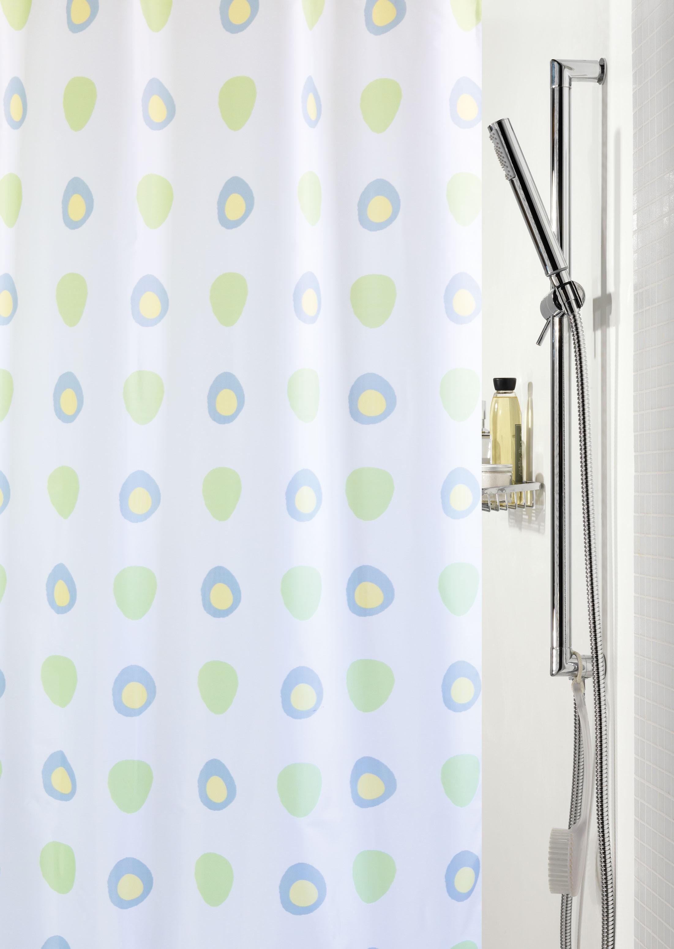 Κουρτίνα Μπάνιου Υφασμάτινη 180X180 home   ειδη μπανιου   κουρτίνες μπάνιου