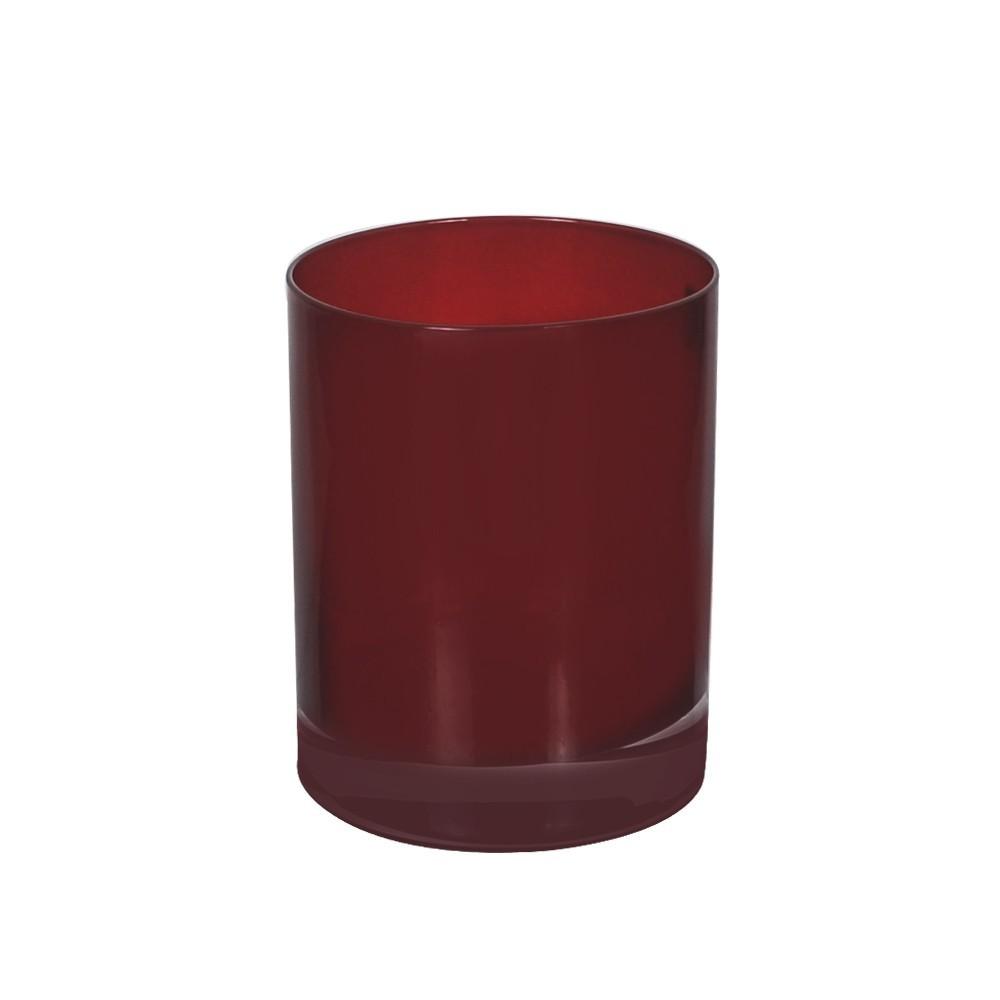 Ποτήρι Ουίσκι Σετ 6τμχ Κρυστάλλινο Bohemia 320ml Kleopatra Κόκκινο home   ειδη σερβιρισματος   ποτήρια
