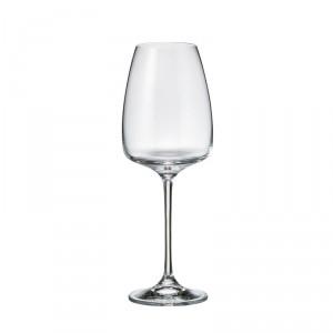 Ποτήρι Λευκού Κρασιού Σετ 6 Τμχ Κρυστάλλινο Bohemia Alizee 440ml home   ειδη σερβιρισματος   ποτήρια