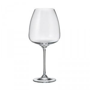 Ποτήρι Κόκκινου Κρασιού Σετ 6 Τμχ Κρυστάλλινο Bohemia Alizee 610ml home   ειδη σερβιρισματος   ποτήρια