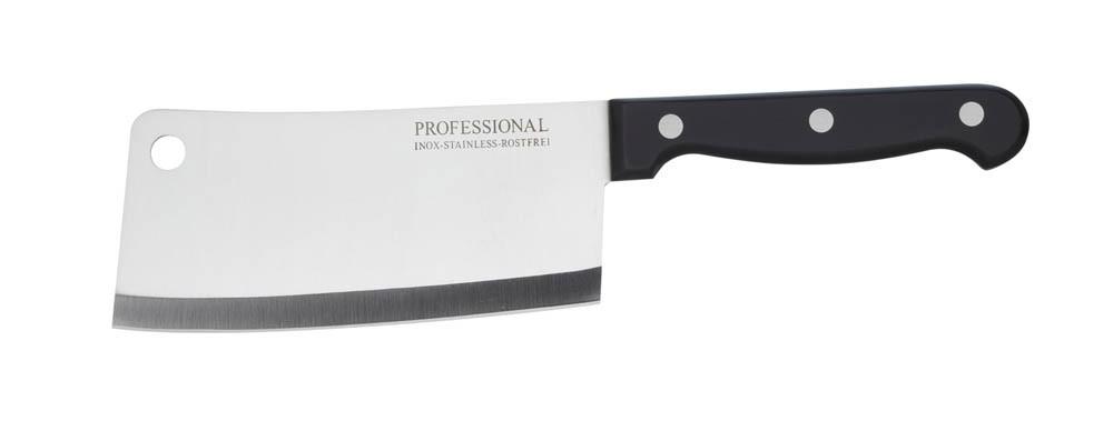 μπαλτάς inox 15cm kitchencraft home   εργαλεια κουζινας   μαχαίρια