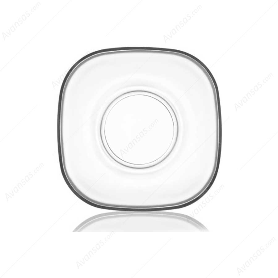 Πιατάκι Γλυκού του Κουταλιού Σετ 6 τμχ. Lal Zen Gurallar home   ειδη σερβιρισματος   πιάτα