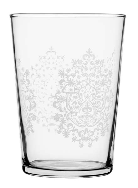 Ποτήρι Νερού - Αναψυκτικού Σετ 6τμχ. Secret Garden 50cl Pasabahce Fairy home   ειδη σερβιρισματος   ποτήρια