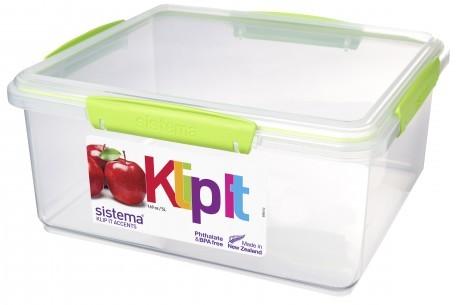 Δοχείο Τροφίμων Λαχανί 5L BPA Free, SISTEMA home   αξεσουαρ κουζινας   δοχεία τροφίμων   βάζα αποθήκευσης