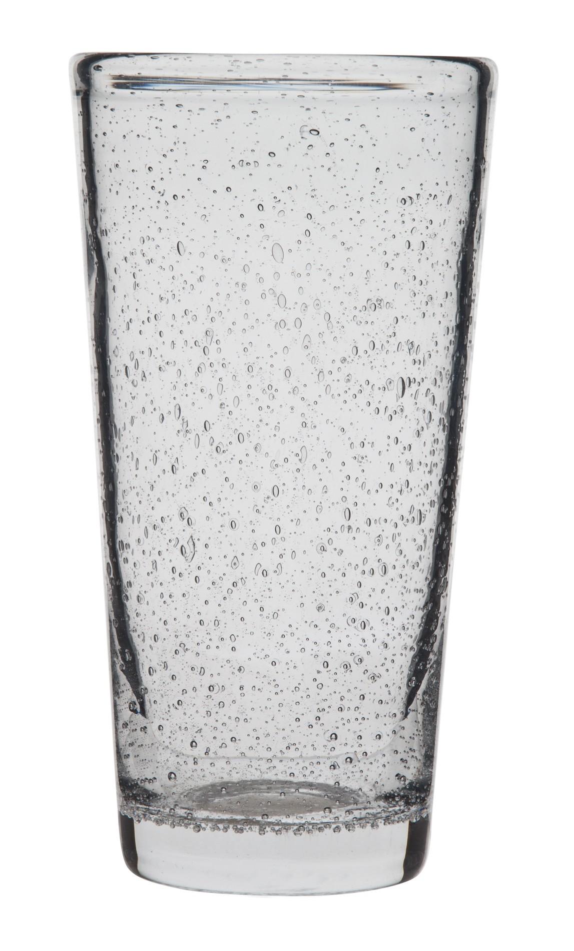 Ποτήρι Σωλήνα Anise Διάφανο Σετ 6Τμχ 450ml Ionia home   ειδη σερβιρισματος   ποτήρια