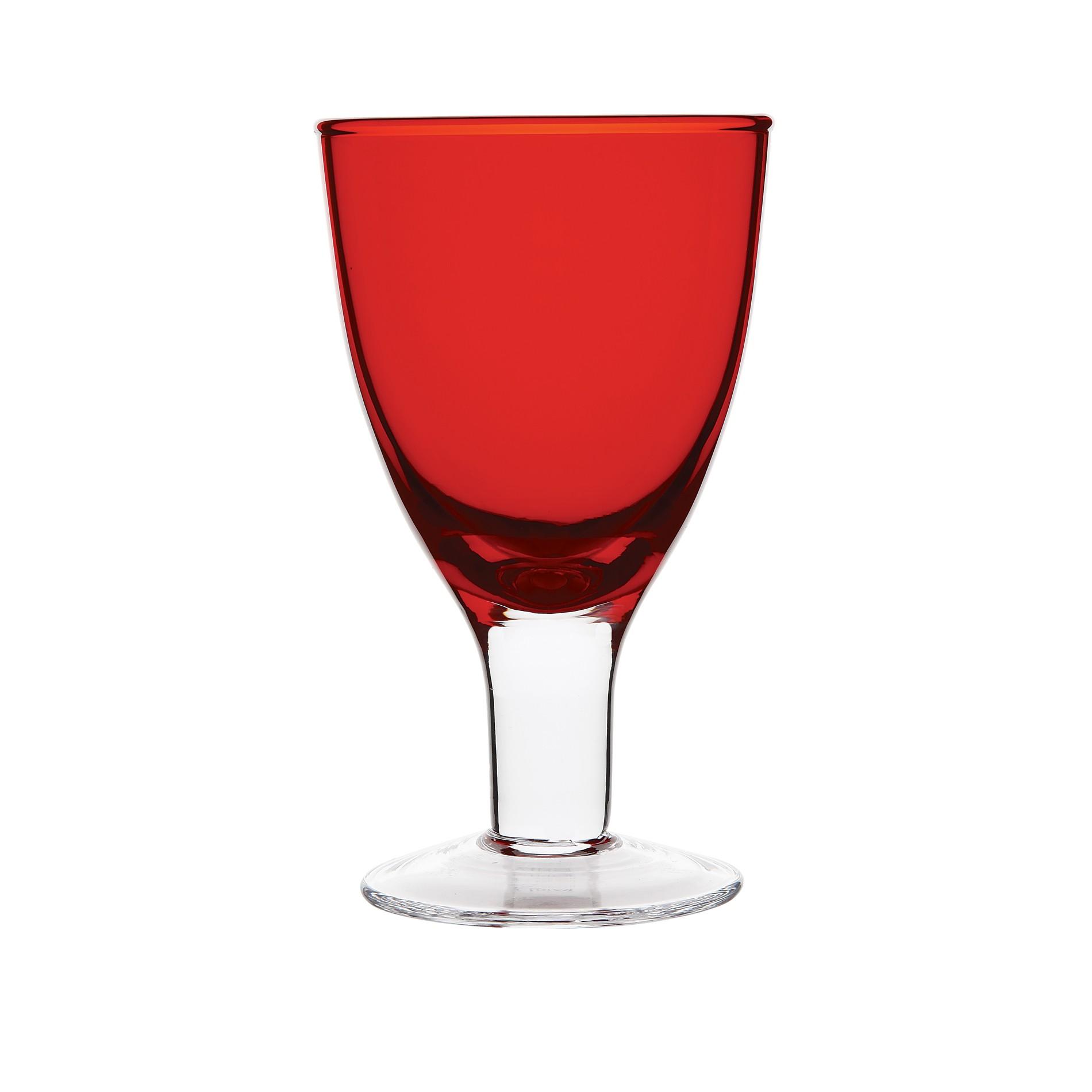 Ποτήρι Κρασιού Spring Σετ 6Τμχ Κόκκινο 250ml Ionia home   ειδη σερβιρισματος   ποτήρια