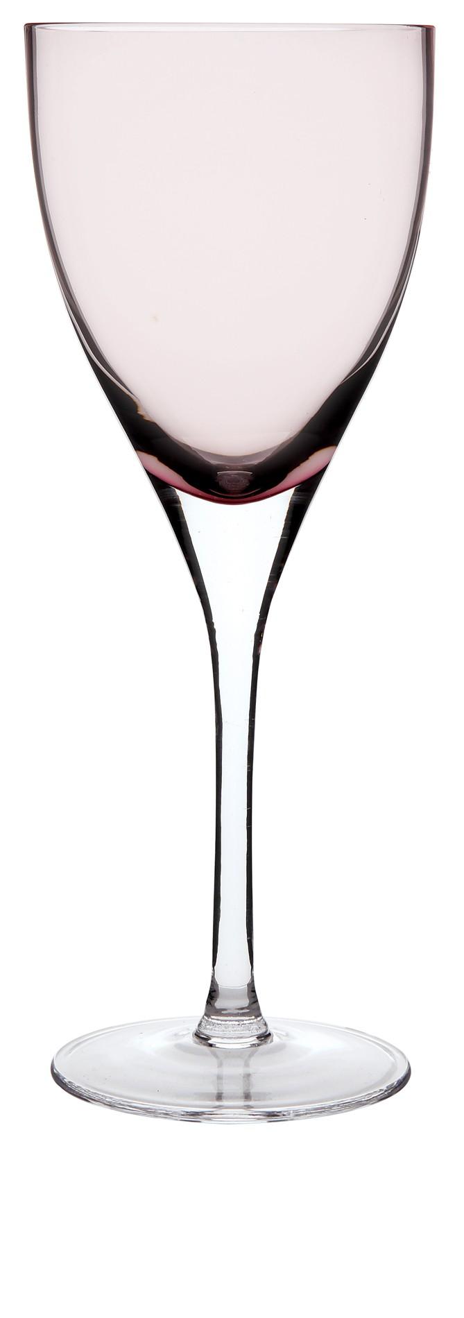 Ποτήρι Κρασιού Paradise Σετ 6Τμχ Μωβ 190ml Ionia home   ειδη σερβιρισματος   ποτήρια