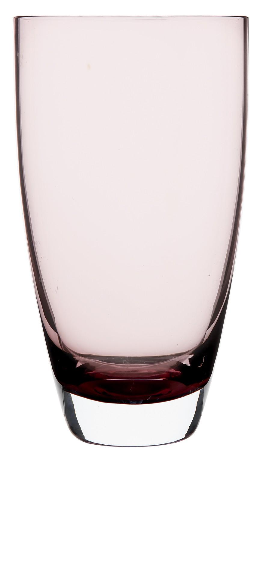 Ποτήρι Νερού - Αναψυκτικού Paradise Μωβ Σετ 6Τμχ 500ml Ionia home   ειδη σερβιρισματος   ποτήρια