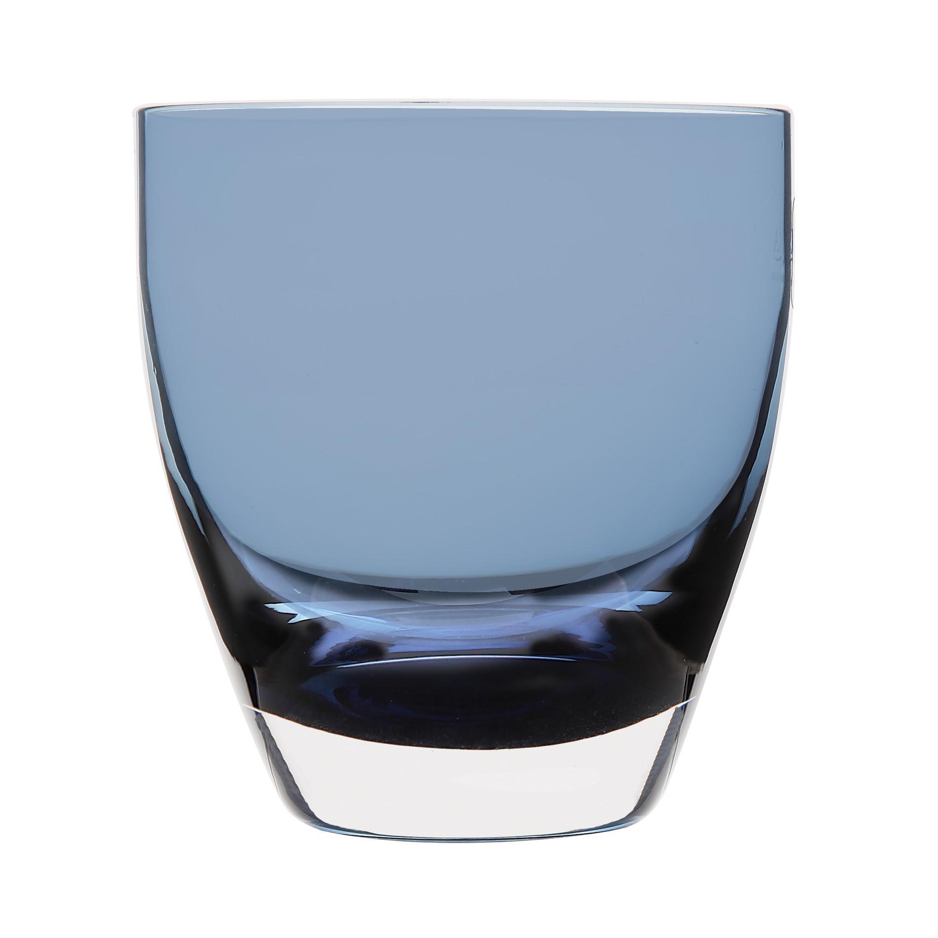 Ποτήρι Ουισκι Paradise Μπλε Σετ 6Τμχ 360ml Ionia home   ειδη σερβιρισματος   ποτήρια