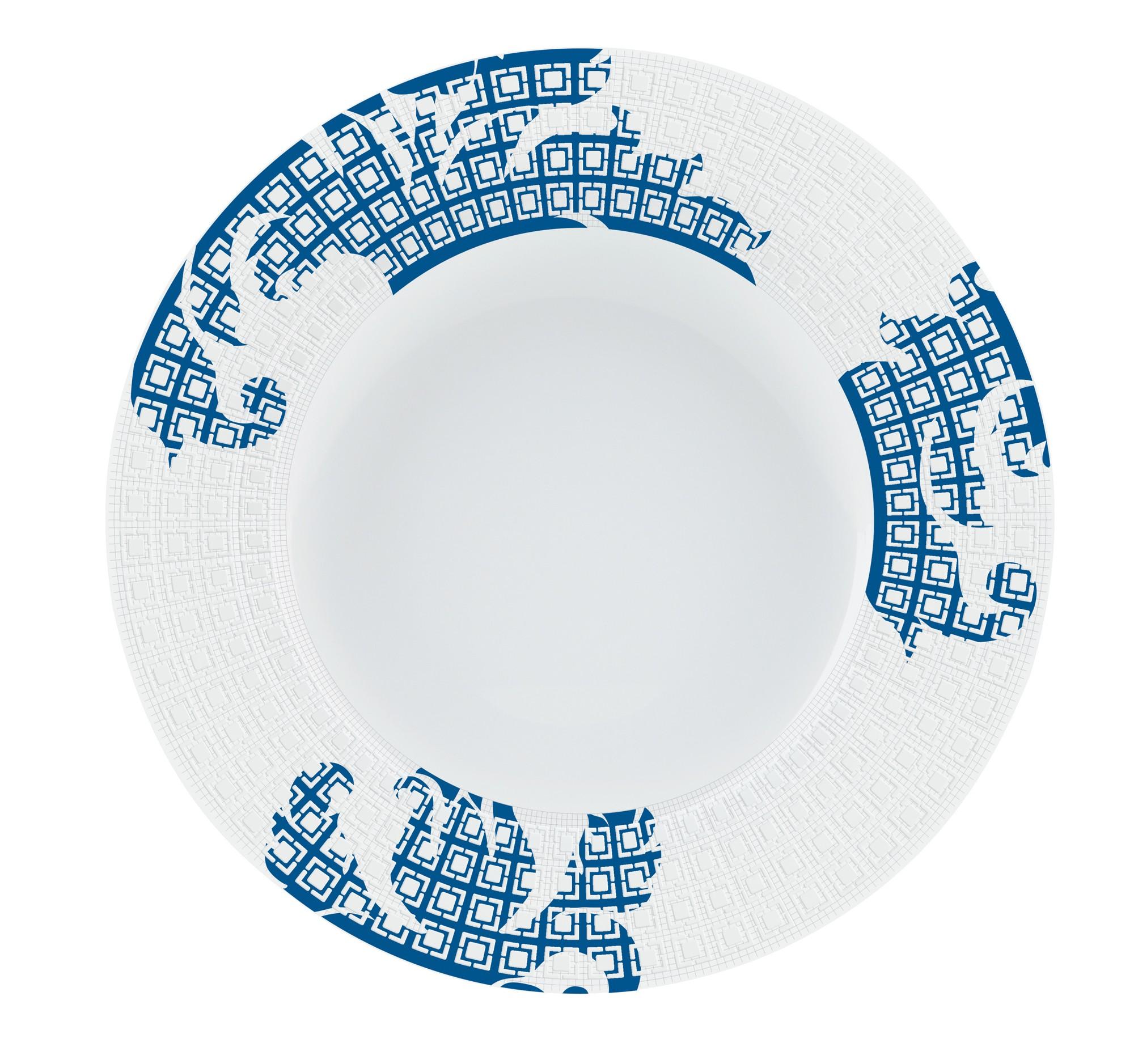 Πιάτο Βαθύ Σετ 6τμχ Favola 22,5cm Versace 1969 home   ειδη σερβιρισματος   πιάτα