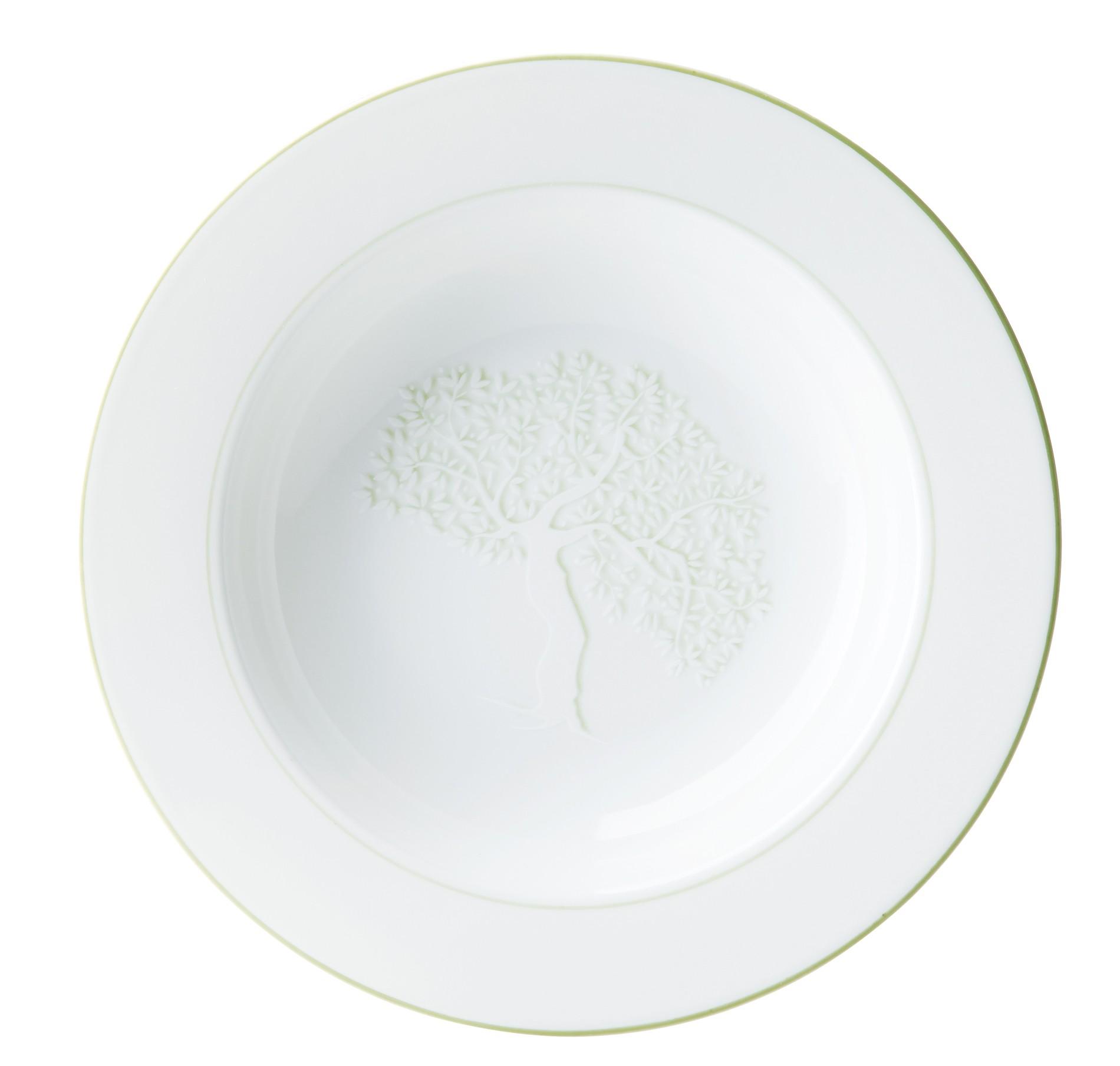 Πιάτο Βαθύ Σετ 6Τμχ Ελαιώνας 22cm Ionia home   ειδη σερβιρισματος   πιάτα