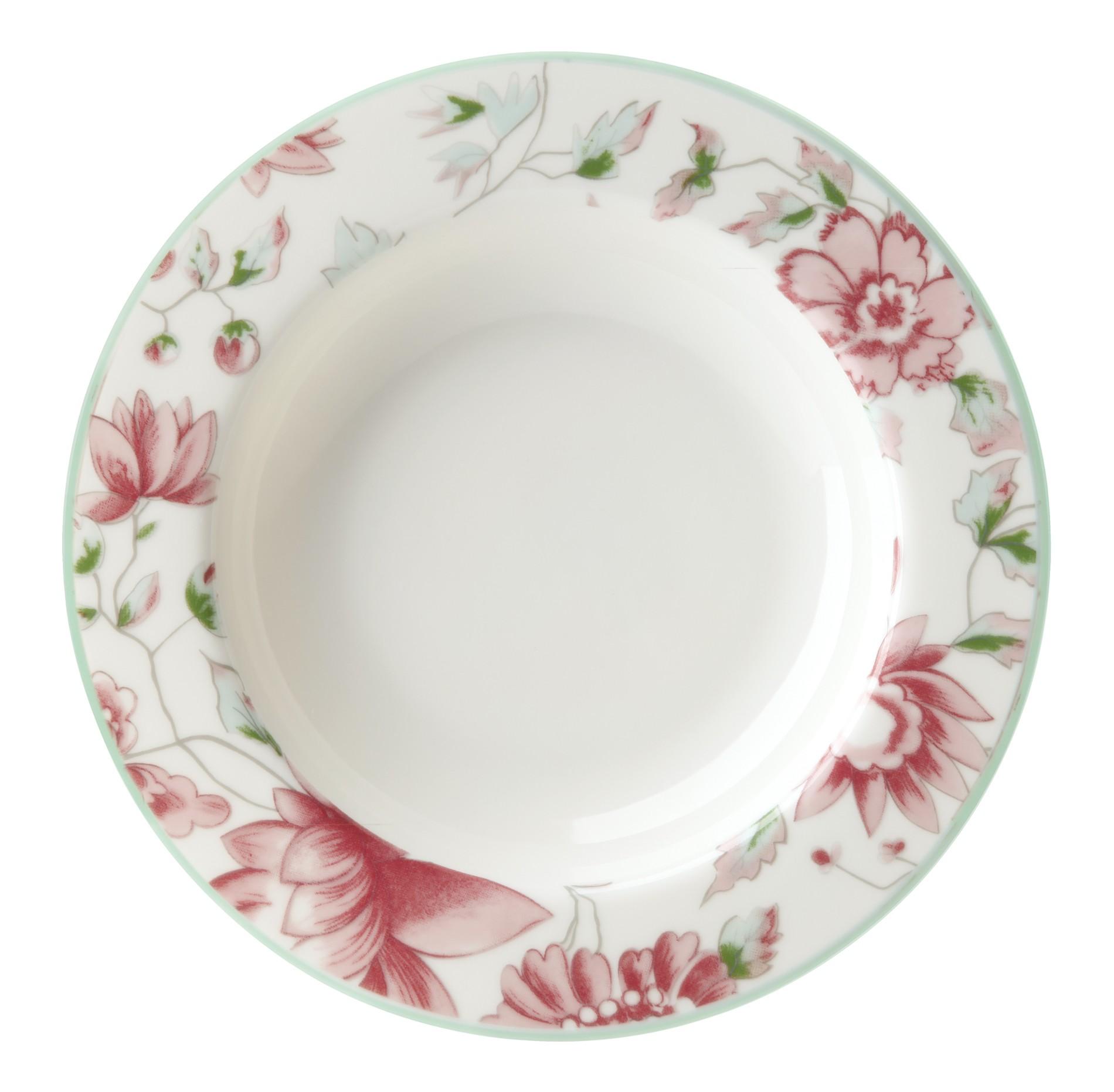 Πιάτο Βαθύ Σετ 6Τμχ Provence 23cm Ionia home   ειδη σερβιρισματος   πιάτα
