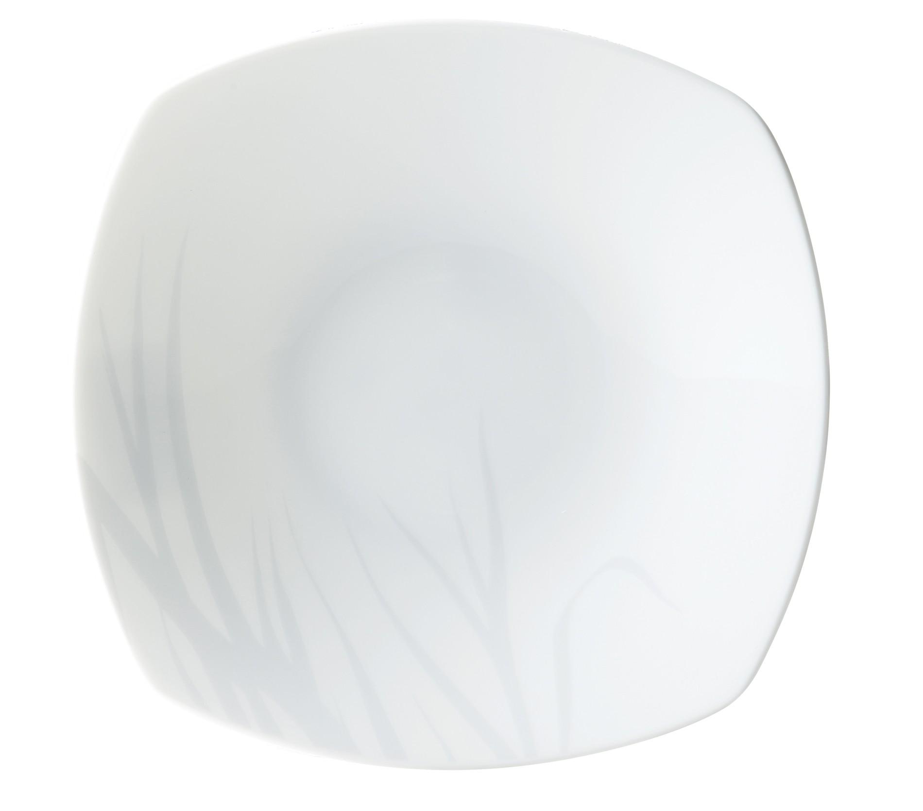 Πιάτο Βαθύ Τετράγωνο Σετ 6Τμχ Honora 23cm Ionia home   ειδη σερβιρισματος   πιάτα