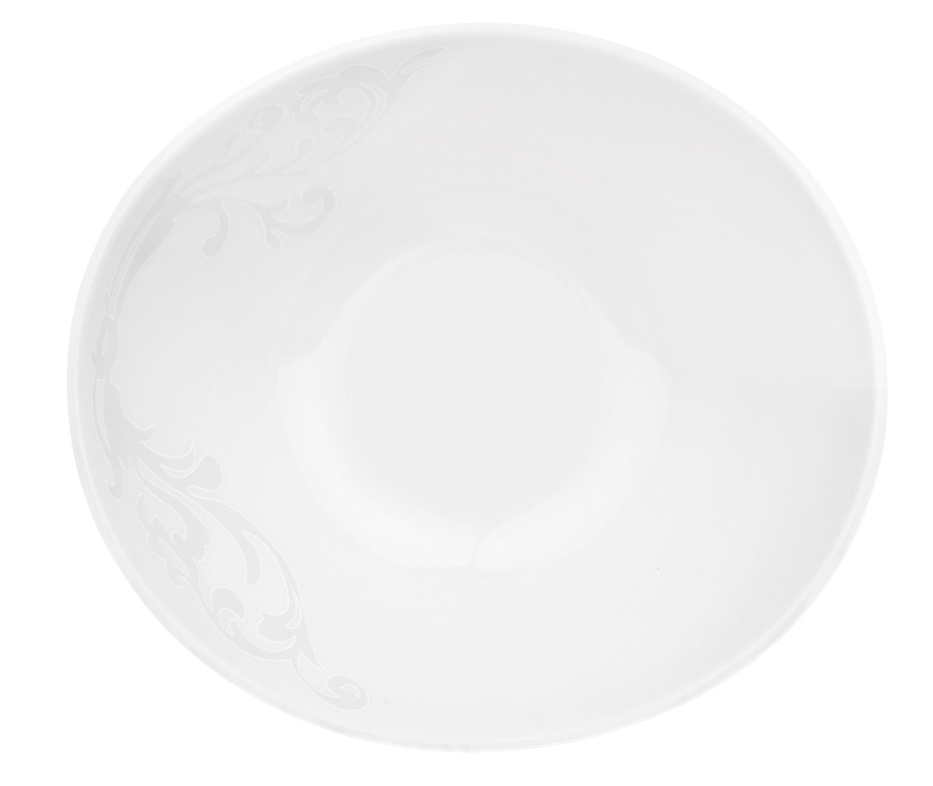 Πιάτο Βαθύ Οβάλ Σετ 6Τμχ Romance 18cm Ionia home   ειδη σερβιρισματος   πιάτα