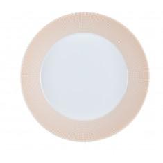 Πιάτο ΒΑθύ Σετ 6Τμχ Punto Orange 20cm Ionia