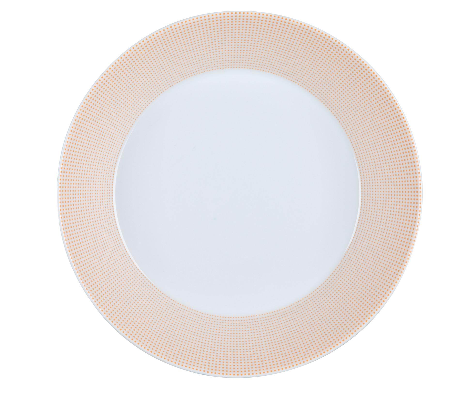 Πιάτο Βαθύ Σετ 6Τμχ Punto Orange 20cm Ionia home   ειδη σερβιρισματος   πιάτα