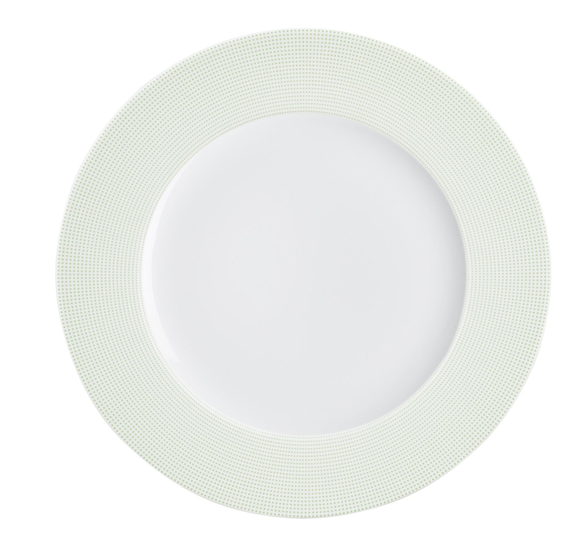 Πιάτο Ρηχό Σετ 6Τμχ Punto Green 27cm Ionia home   ειδη σερβιρισματος   πιάτα