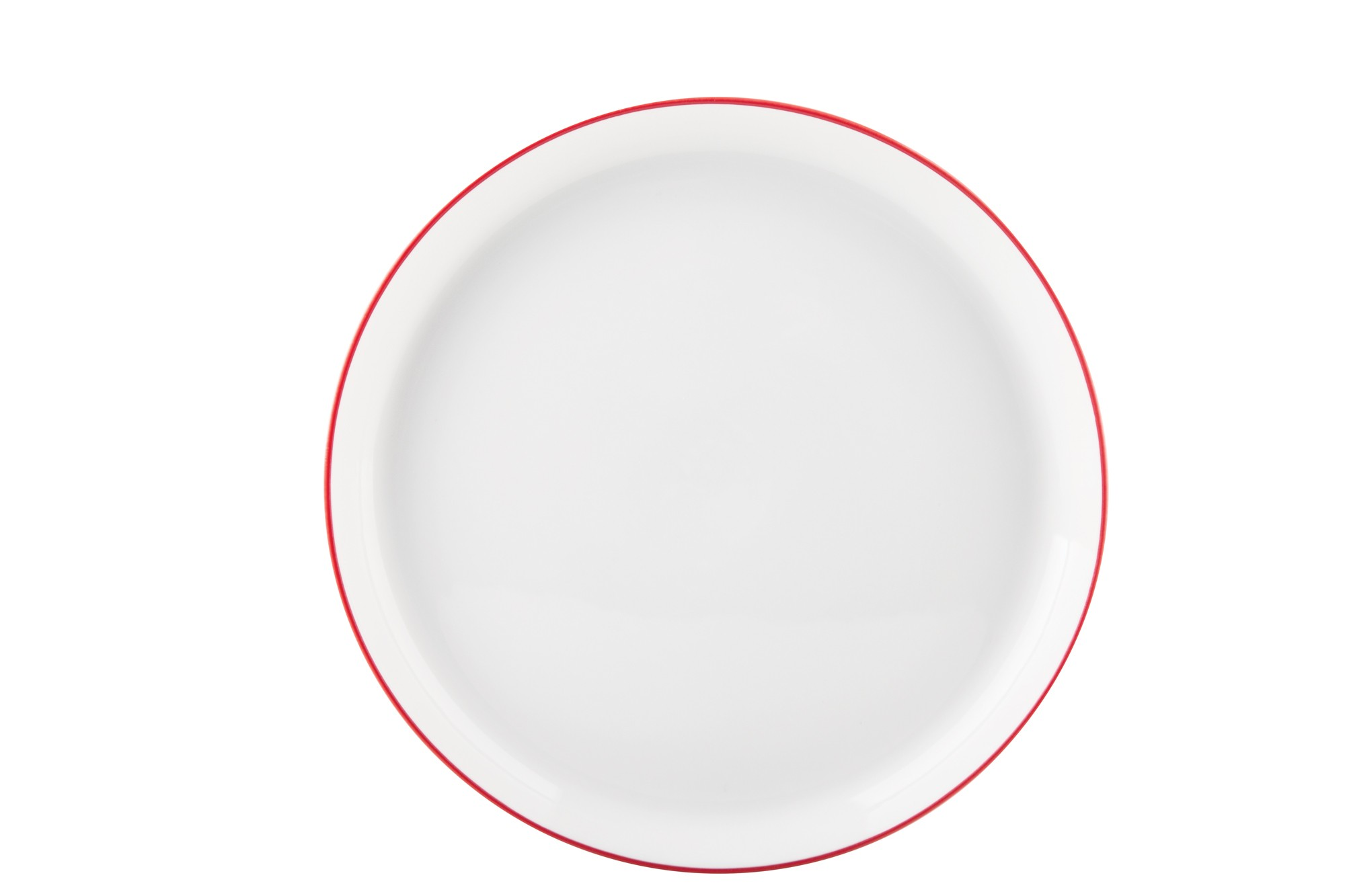 Πιάτο Φρούτου Σετ 6Τμχ Symetry Red 21cm Ionia home   ειδη σερβιρισματος   πιάτα
