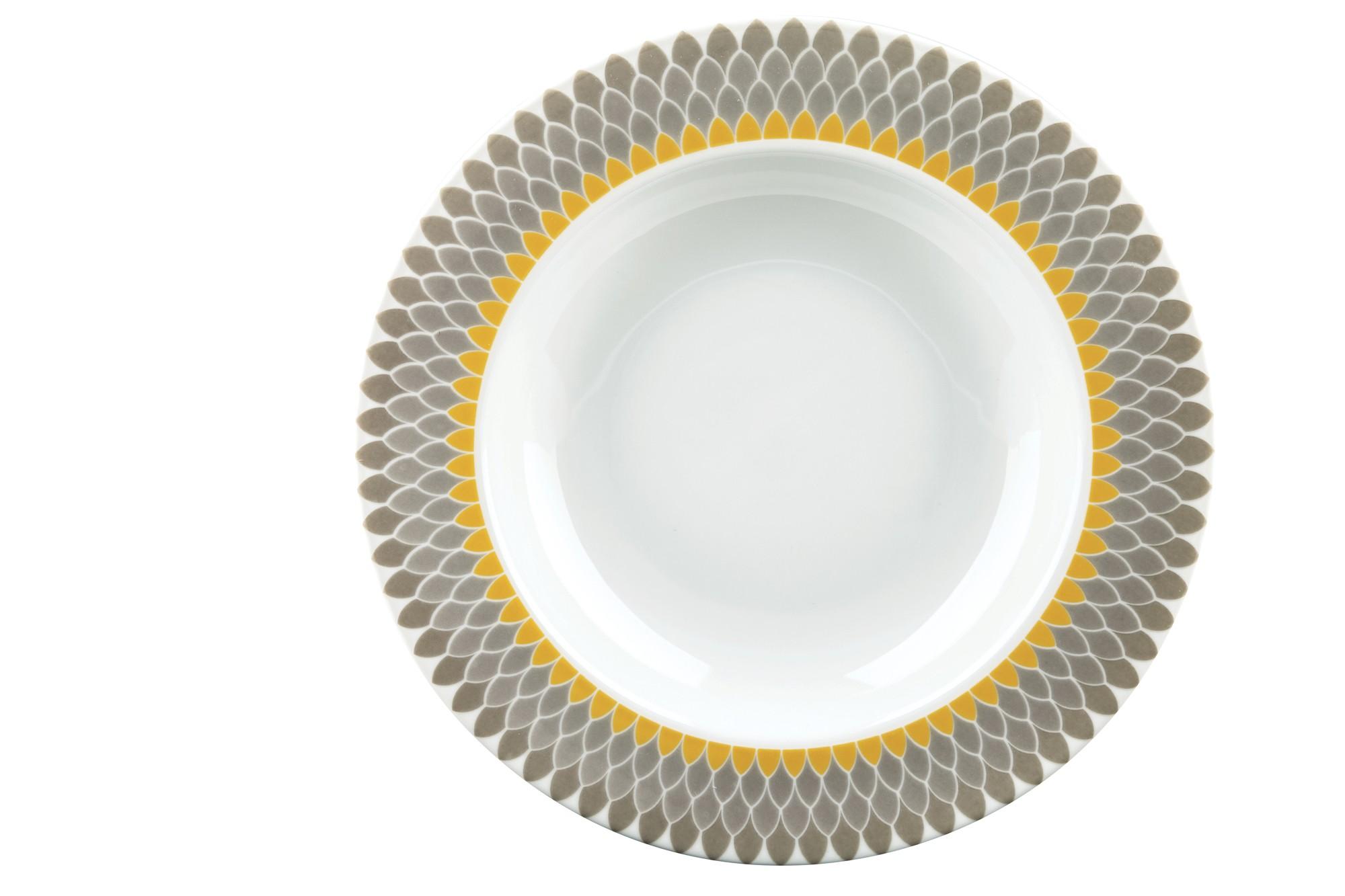 Πιάτο Βαθύ Σετ 6Τμχ Helios 23cm Ionia home   ειδη σερβιρισματος   πιάτα