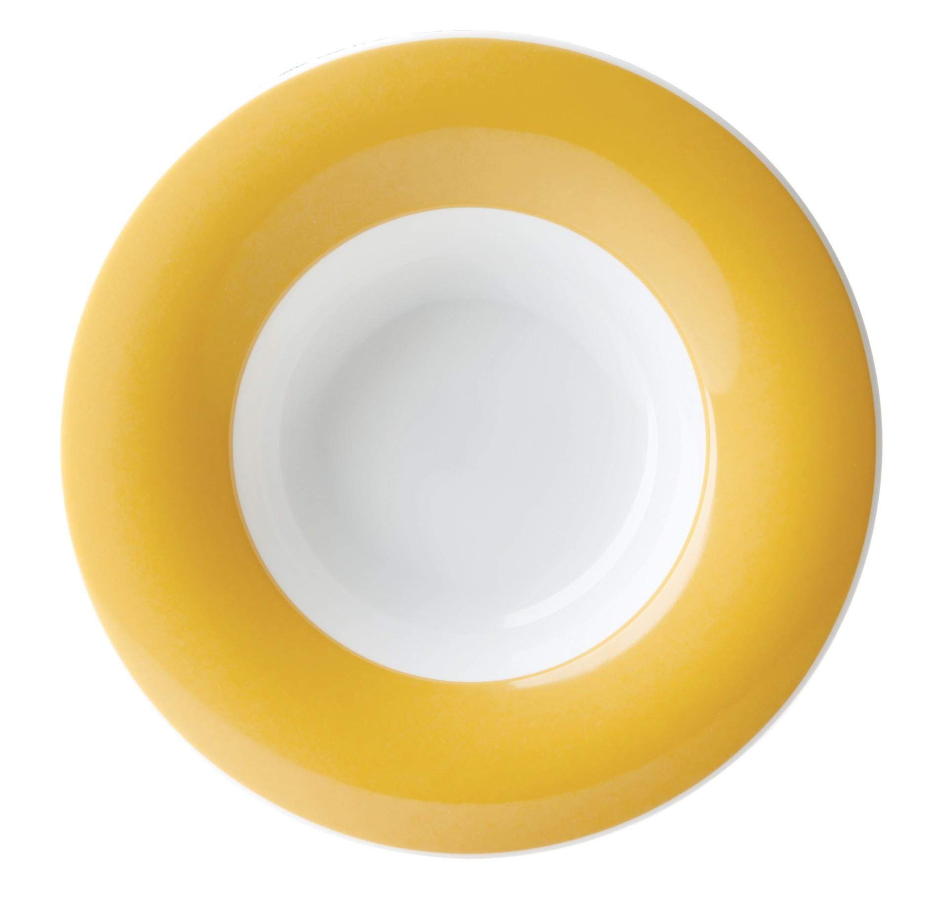 Πιάτο Βαθύ Σετ 6Τμχ Φως 23cm Ionia home   ειδη σερβιρισματος   πιάτα