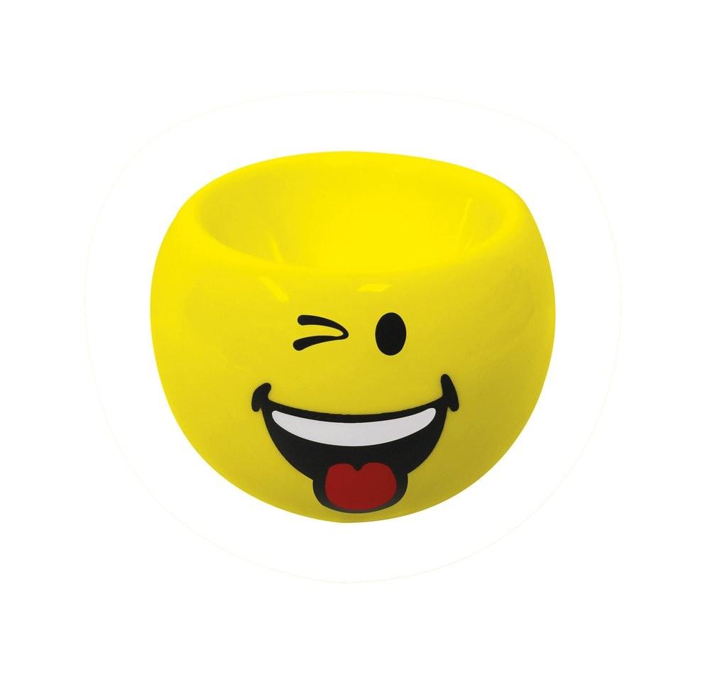 Αυγοθήκη Smiley Emoticon Wink 6cm Zak Designs home   ειδη σερβιρισματος   είδη bebe