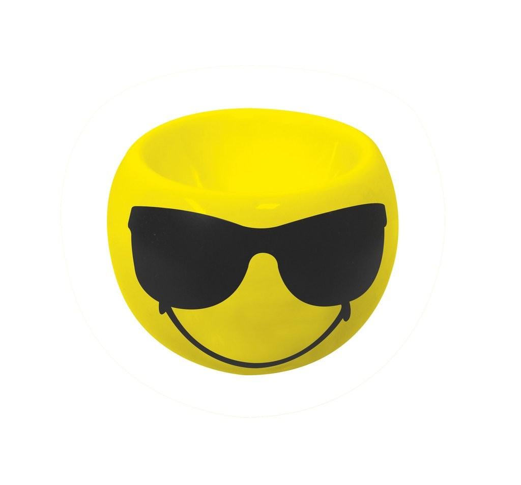 Αυγοθήκη Smiley Emoticon Sunglasses 6cm Zak Designs home   ειδη σερβιρισματος   είδη bebe