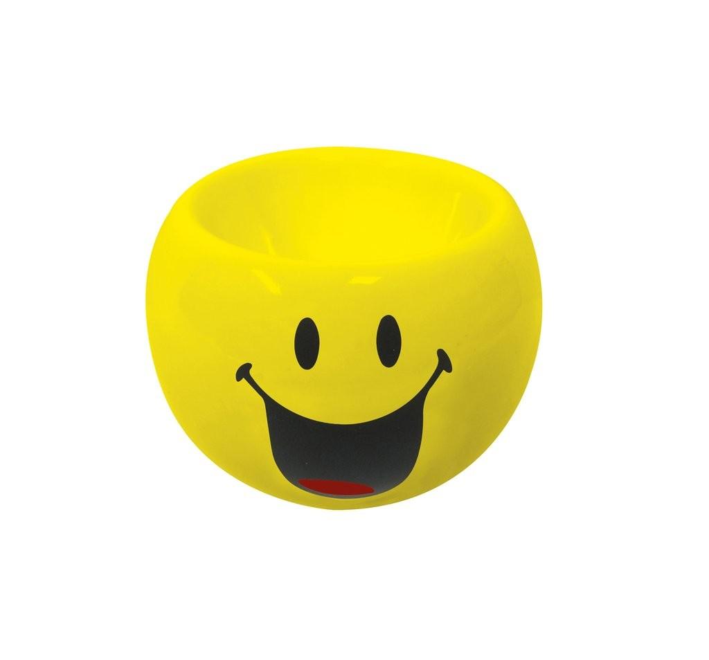 Αυγοθήκη Smiley Emoticon Happy 6cm Zak Designs home   ειδη σερβιρισματος   είδη bebe