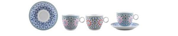 Φλυτζάνι Capuccino Σετ 6τμχ Marocco 220cc Evans & Teilor home   ειδη cafe τσαϊ   κούπες   φλυτζάνια