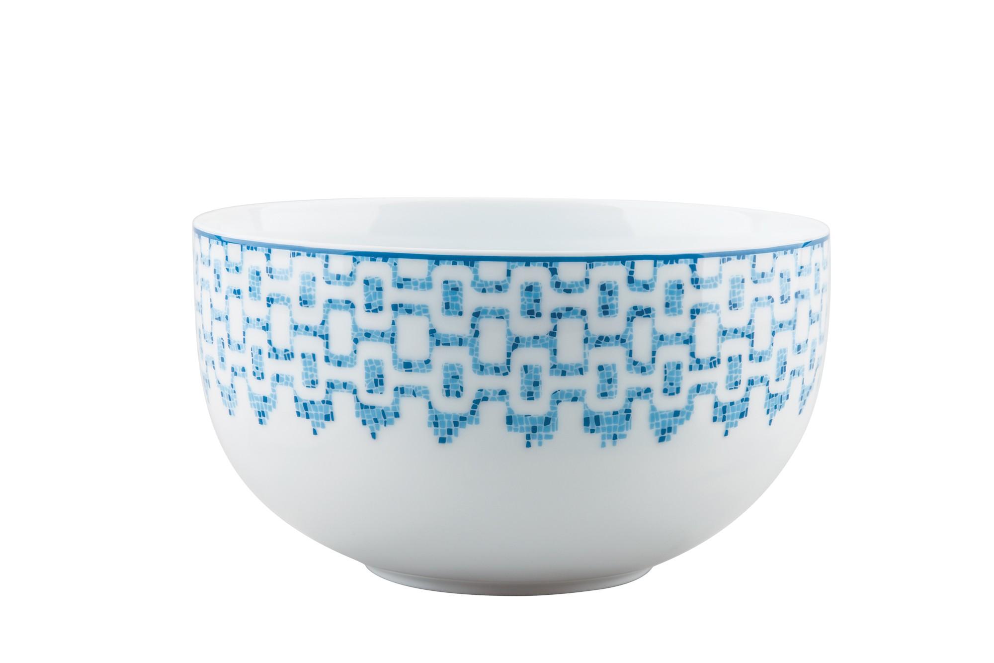 Μπολ Σαλάτας Hymnos Blue 21cm Ionia home   ειδη σερβιρισματος   μπολ   σαλατιέρες