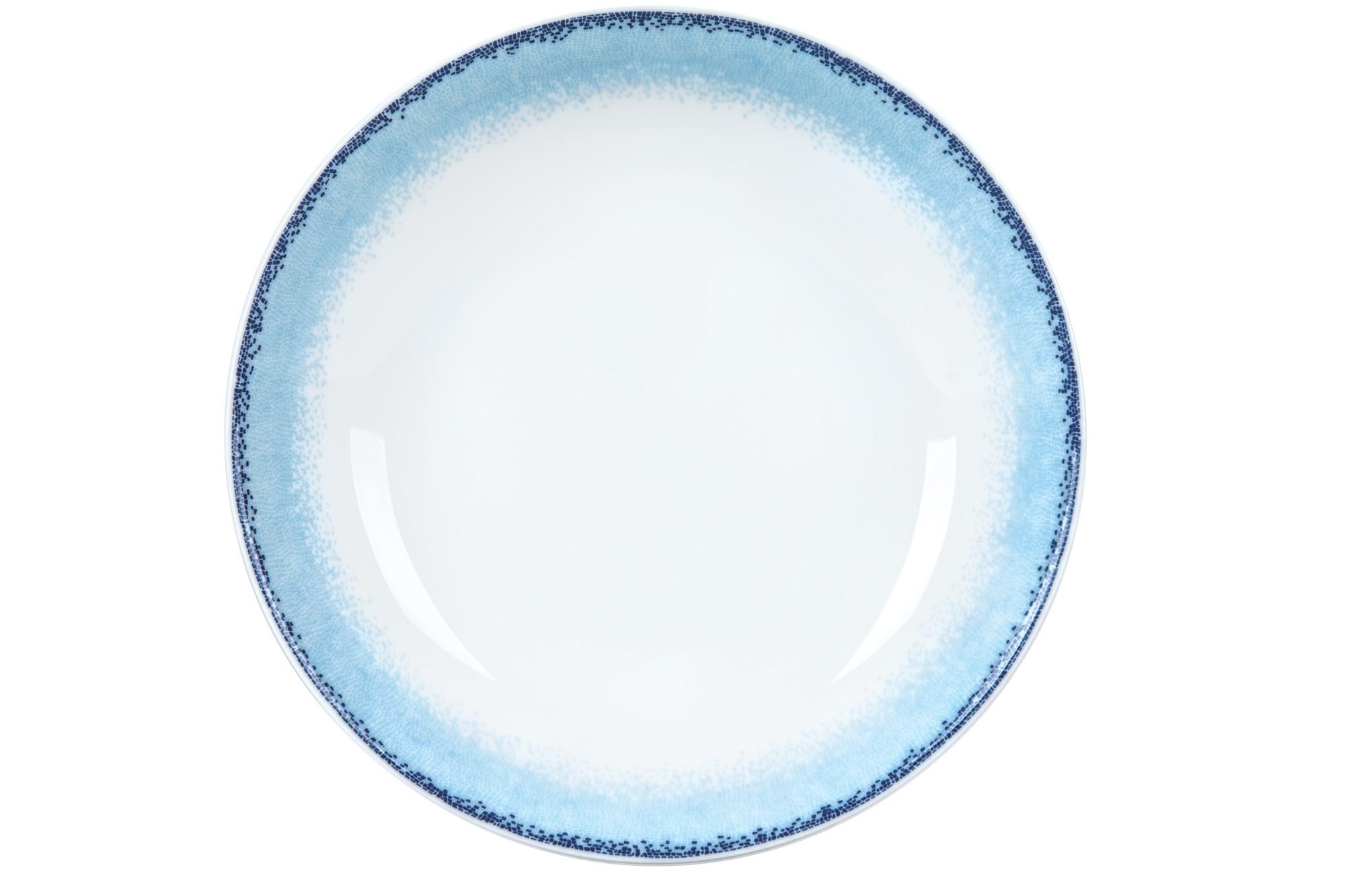 Πιάτο Βαθύ Σετ 6Τμχ Apeiron Blue 21.5cm Ionia home   ειδη σερβιρισματος   πιάτα