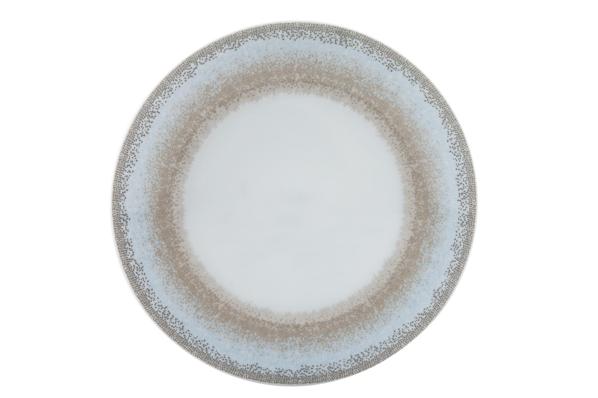 Πιάτο Ρηχό Σετ 6Τμχ Apeiron Beige 27cm Ionia home   ειδη σερβιρισματος   πιάτα