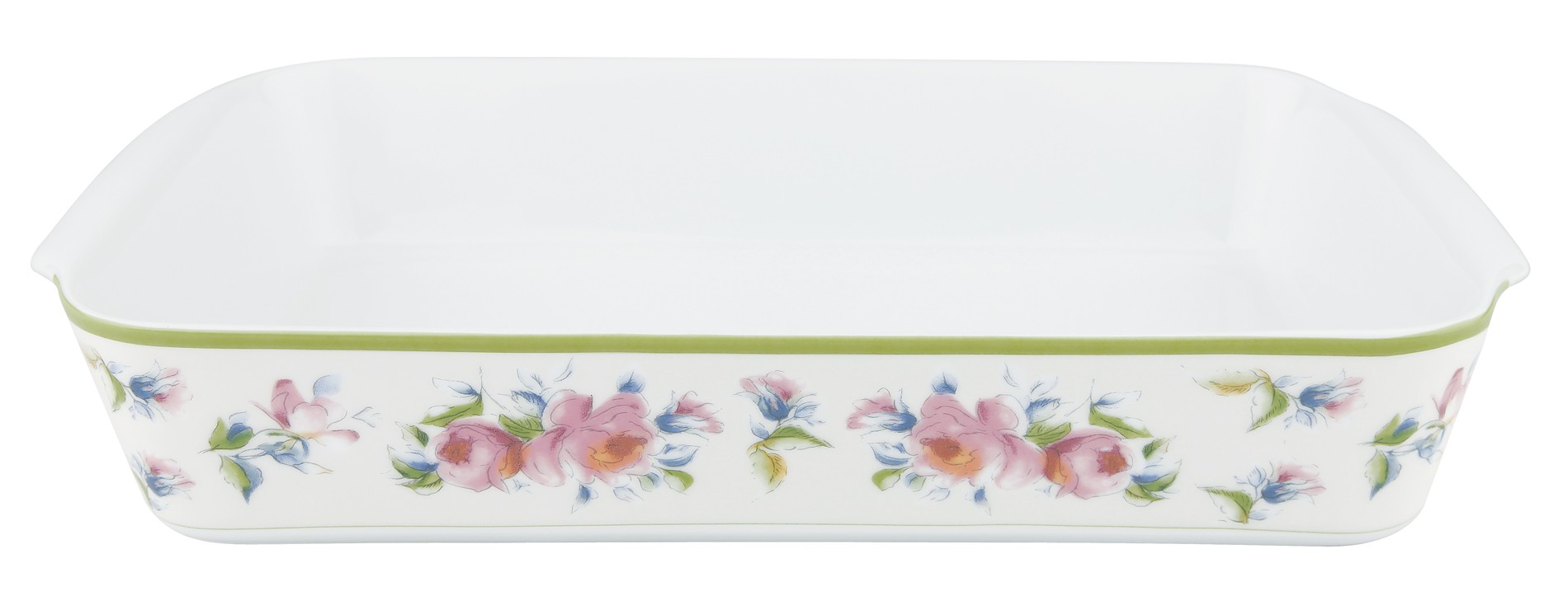 Ταψί Πυρίμαχο Romantica Παραλληλόγραμμο Ionia 36cm home   σκευη μαγειρικης   πυρίμαχα