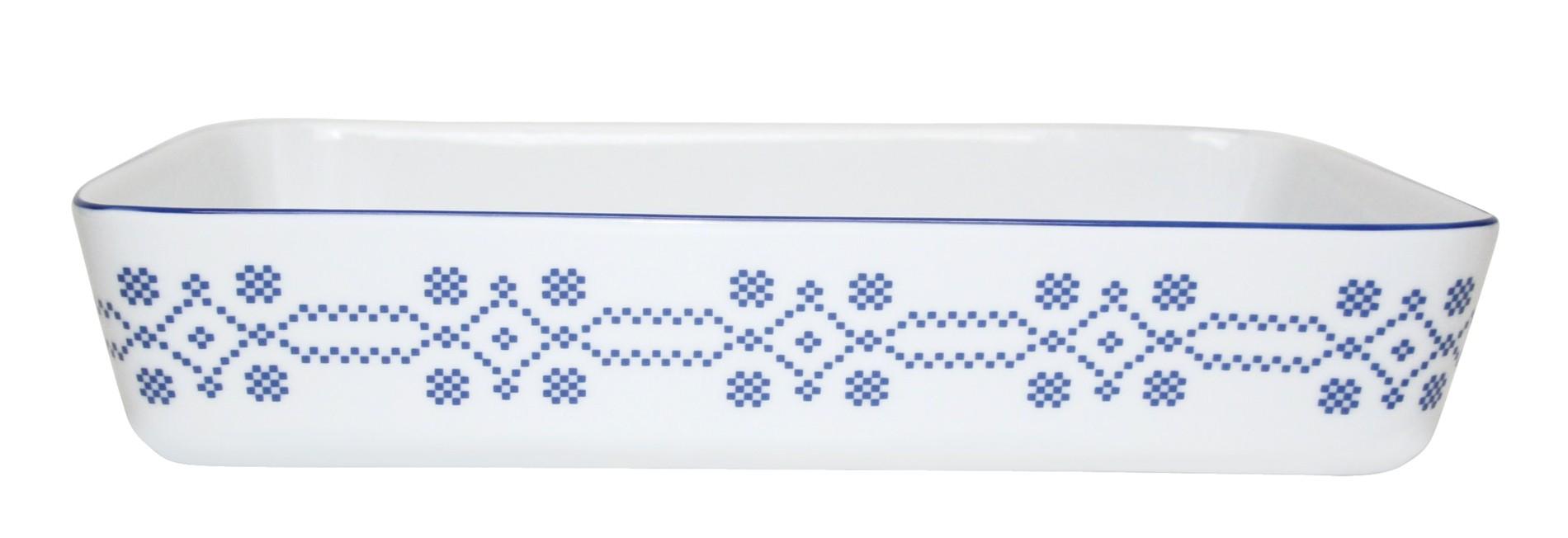 Ταψί Πυρίμαχο Kythera Παραλληλόγραμμο Ionia 36cm home   σκευη μαγειρικης   πυρίμαχα