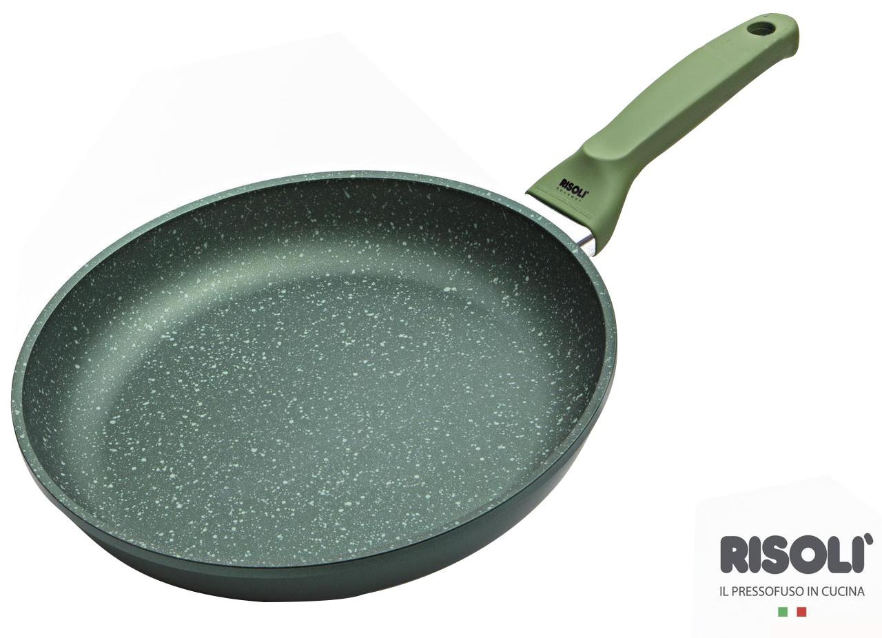 Τηγάνι Dr. Green Χυτού Αλουμινίου 28cm Risoli home   σκευη μαγειρικης   τηγάνια