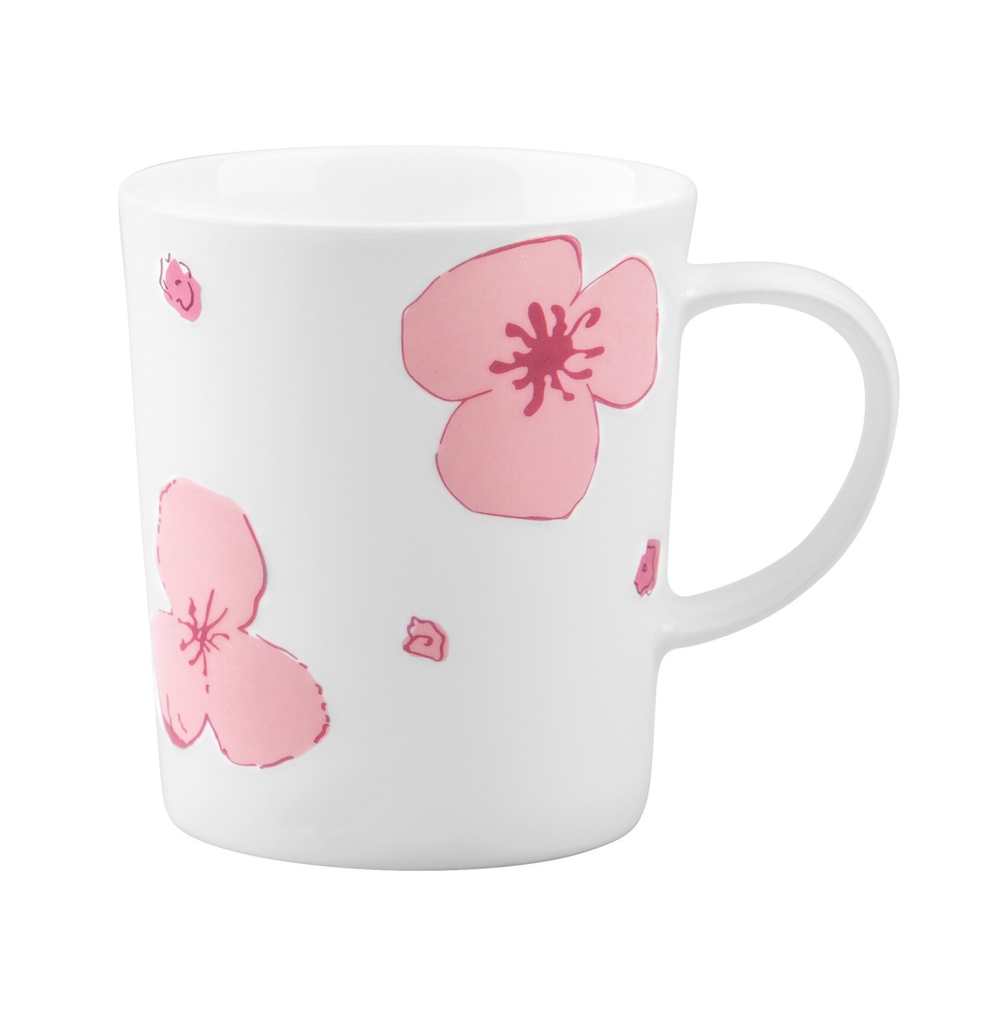 Κούπα Fleur Bone China Λευκή Ionia home   ειδη cafe τσαϊ   κούπες   φλυτζάνια