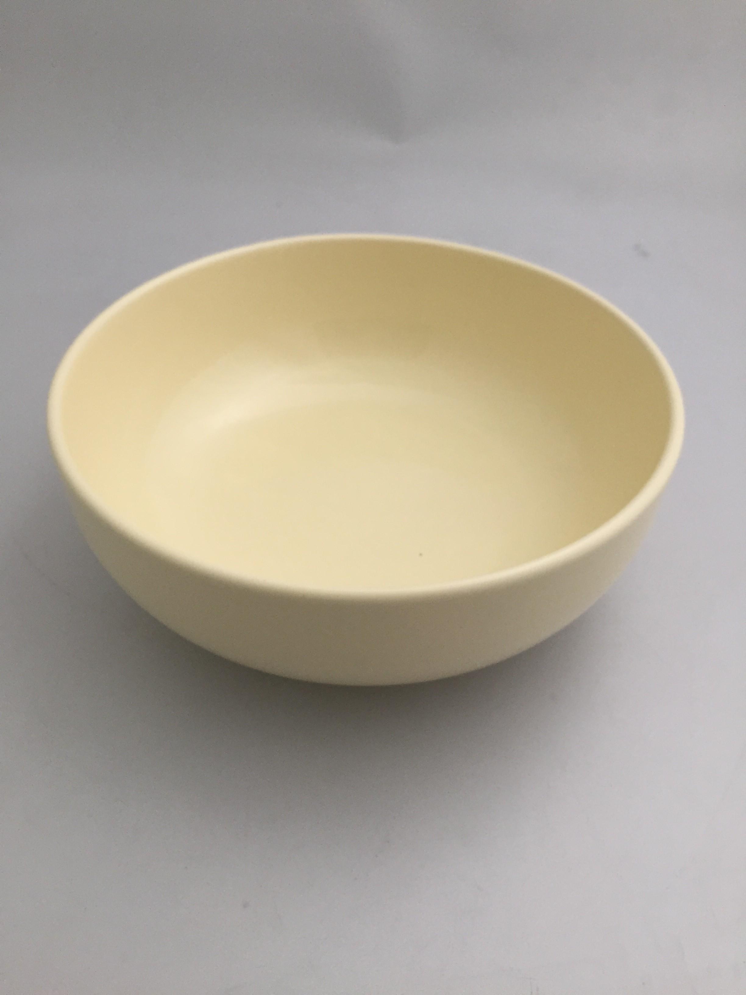 Μπολ Σαλάτας 20cm Κεραμικό Μπεζ Happy Ware Kera home   ειδη σερβιρισματος   σαλατιέρες