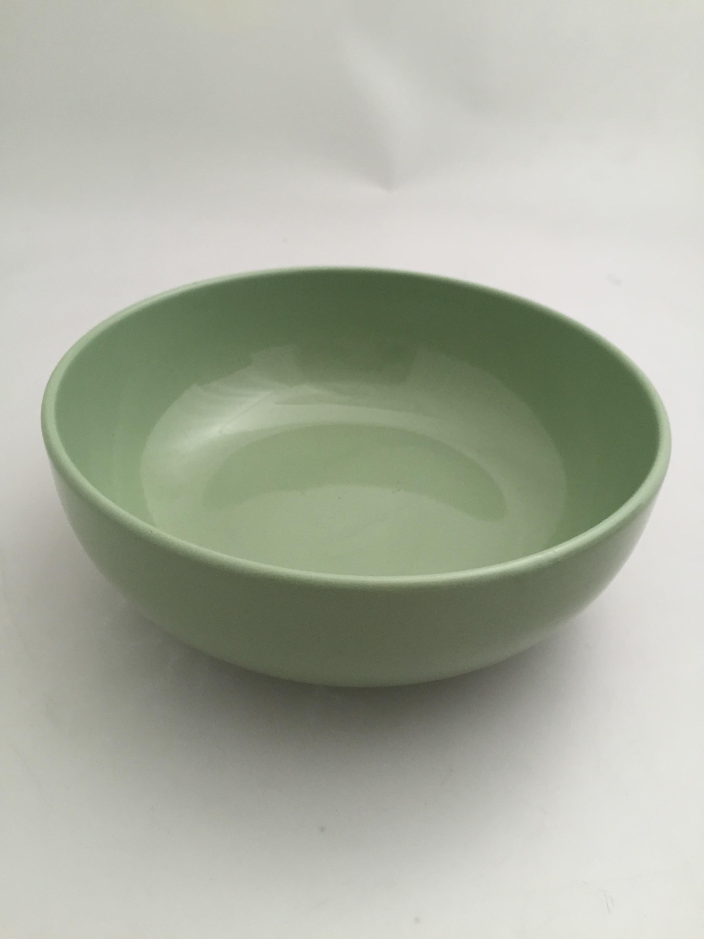 Μπολ Σαλάτας 20cm Κεραμικό Πράσινο Happy Ware Kera home   ειδη σερβιρισματος   σαλατιέρες
