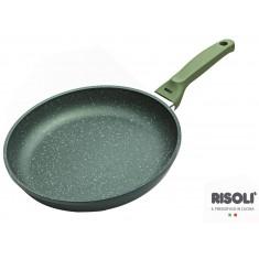 Τηγάνι Dr. Green Χυτού Αλουμινίου 24cm Risoli