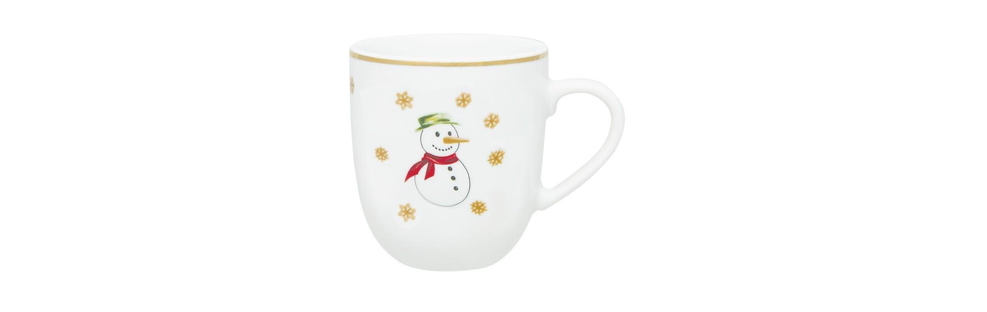 Κούπα Χιονάνθρωπος Noel Ionia home   ειδη cafe τσαϊ   κούπες   φλυτζάνια