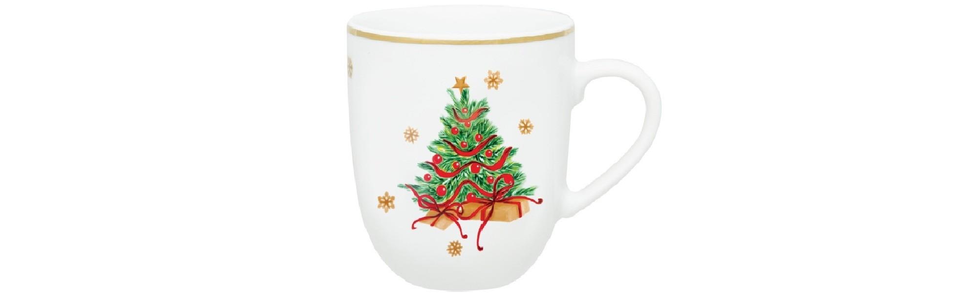 Κούπα Δεντράκι Noel Ionia home   ειδη cafe τσαϊ   κούπες   φλυτζάνια