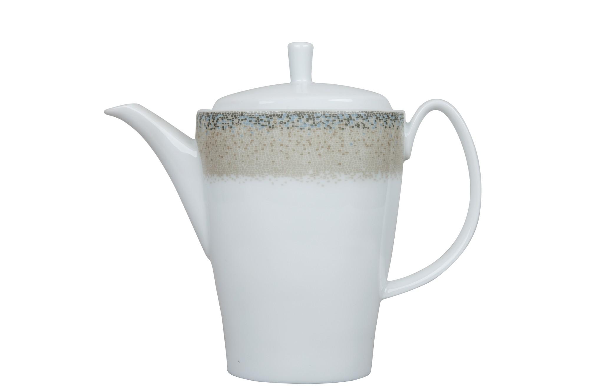 Τσαγιέρα Πορσελάνης Apeiron Beige Ionia 1,35lt home   ειδη cafe τσαϊ   τσαγιέρες