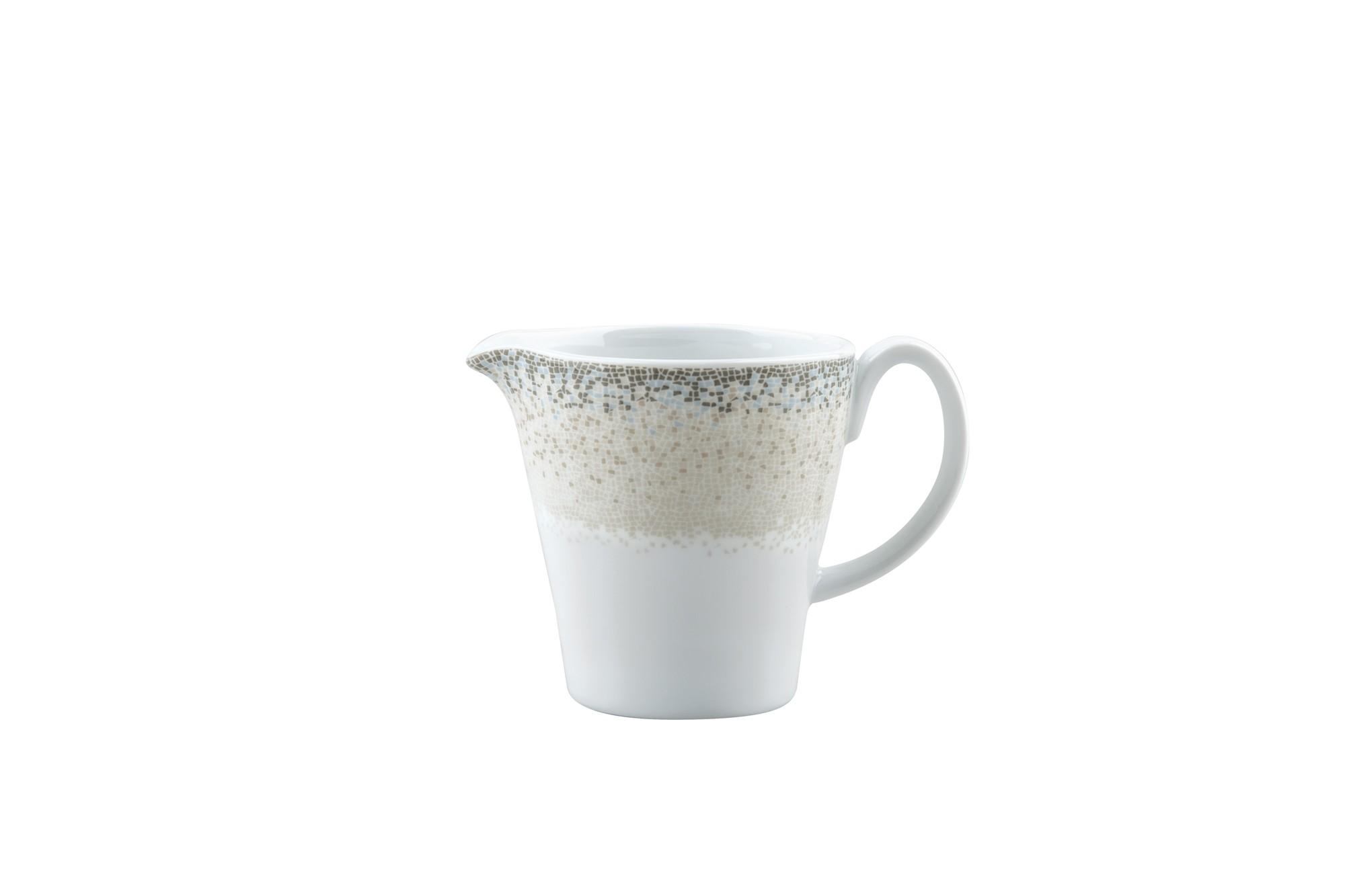 Γαλατιέρα Πορσελάνης Apeiron Beige Ionia home   ειδη cafe τσαϊ   γαλατιέρες   ζαχαριέρες