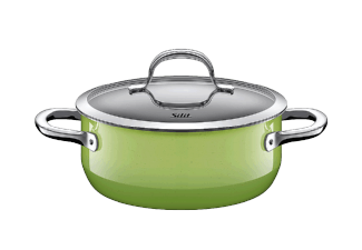 Ημίχυτρα Silit 20cm Passion Green home   σκευη μαγειρικης   κατσαρόλες χύτρες