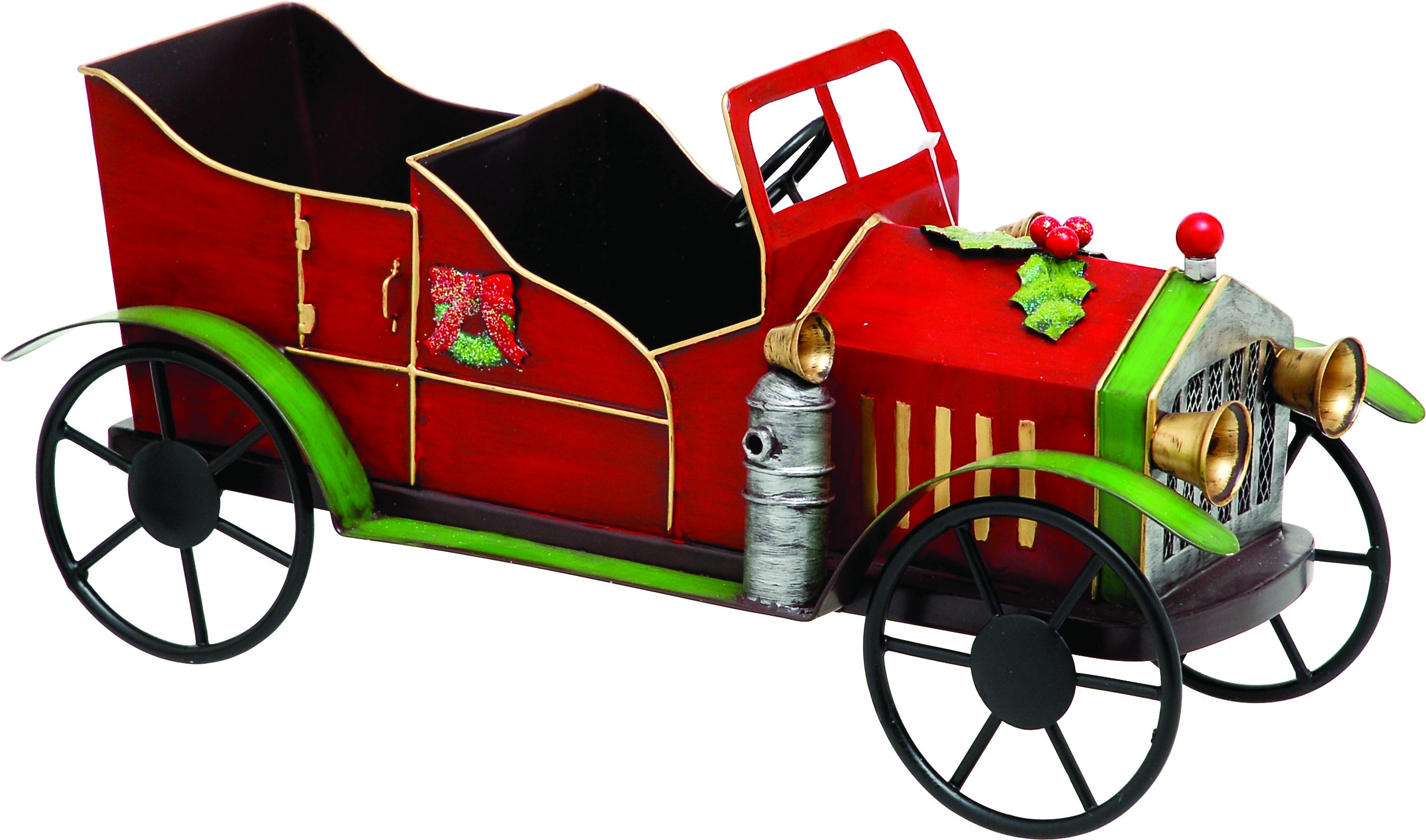 Διακοσμητικό Μεταλλικό Αυτοκίνητο home   χριστουγεννιατικα
