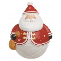 Μπισκοτιέρα Κεραμική Άγιος Βασίλης
