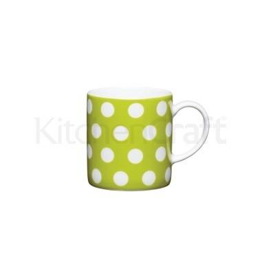 Φλυτζάνι Πορσελάνης Espresso Leopard Print Kitchencraft home   ειδη cafe τσαϊ   κούπες   φλυτζάνια